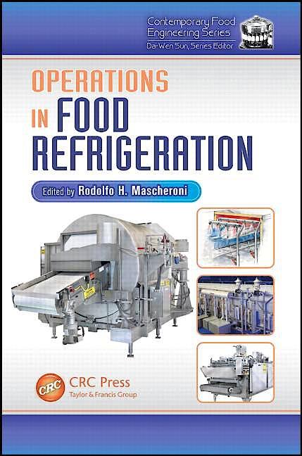 Portada del libro 9781420055481 Operations in Food Refrigeration