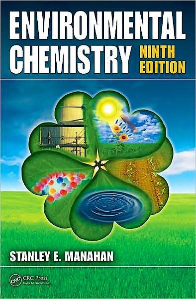 Portada del libro 9781420059205 Environmental Chemistry