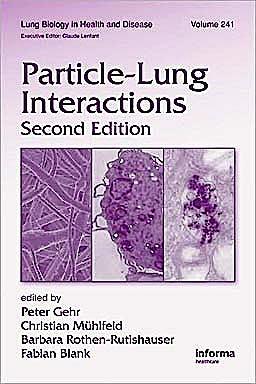 Portada del libro 9781420072563 Particle-Lung Interactions