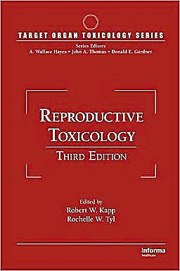 Portada del libro 9781420073430 Reproductive Toxicology