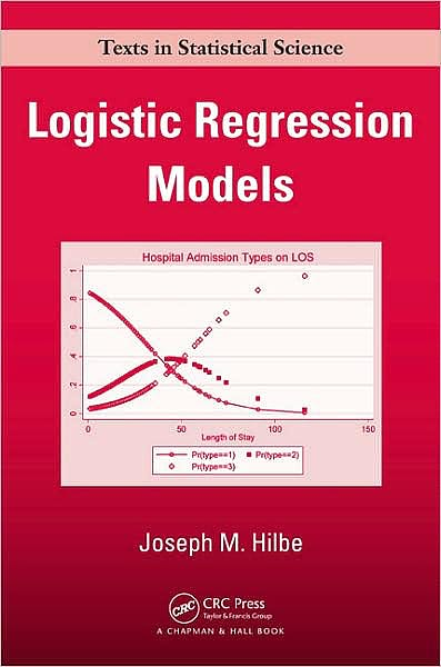 Portada del libro 9781420075755 Logistic Regression Models