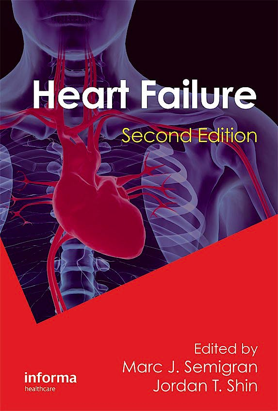 Portada del libro 9781420076998 Heart Failure