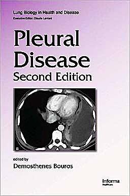 Portada del libro 9781420077384 Pleural Disease