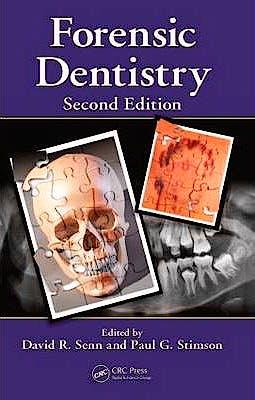 Portada del libro 9781420078367 Forensic Dentistry