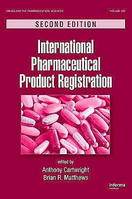 Portada del libro 9781420081763 International Pharmaceutical Product Registration