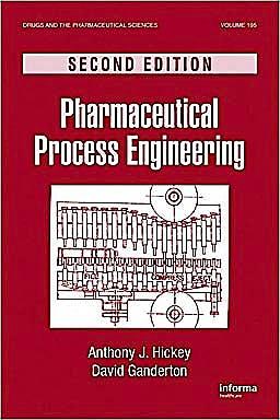 Portada del libro 9781420084757 Pharmaceutical Process Engineering