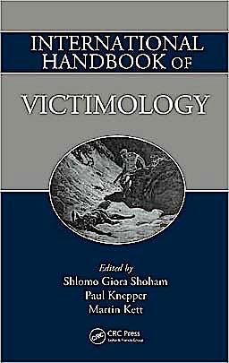 Portada del libro 9781420085471 International Handbook of Victimology