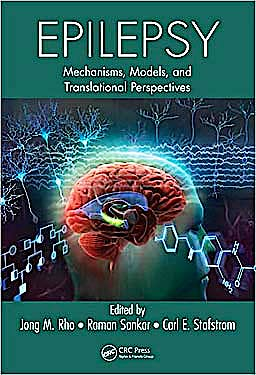 Portada del libro 9781420085594 Epilepsy: Mechanisms, Models, and Translational Perspectives