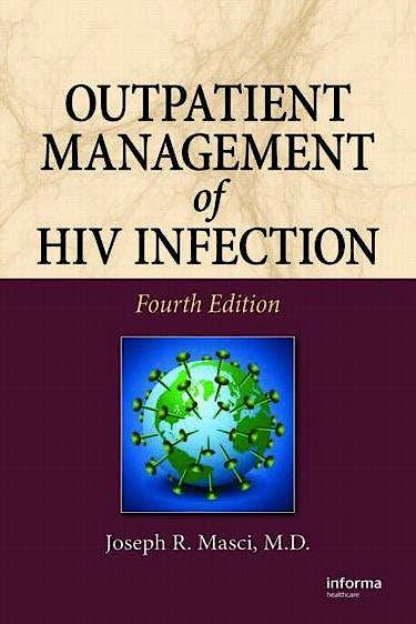 Portada del libro 9781420087352 Outpatient Management of Hiv Infection