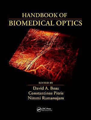 Portada del libro 9781420090369 Handbook of Biomedical Optics