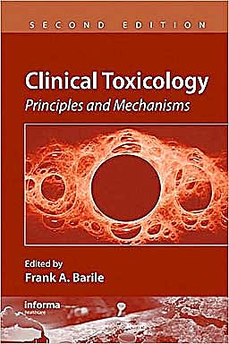 Portada del libro 9781420092257 Clinical Toxicology. Principles and Mechanisms
