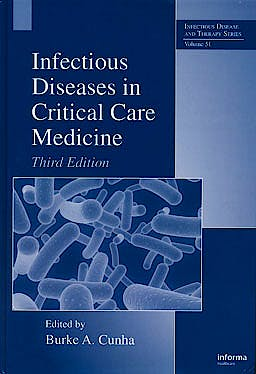 Portada del libro 9781420092400 Infectious Diseases in Critical Care Medicine (Infectious Disease and Therapy Series, Vol. 51)