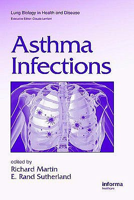 Portada del libro 9781420092998 Asthma Infections