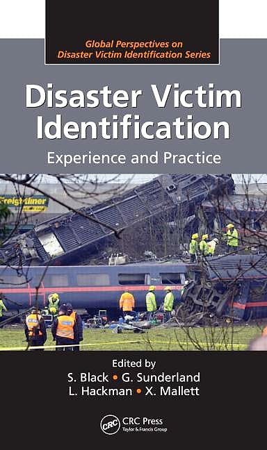 Portada del libro 9781420094121 Disaster Victim Identification: Experience and Practice