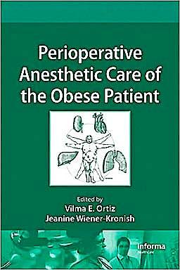 Portada del libro 9781420095302 Perioperative Anesthetic Care of the Obese Patient