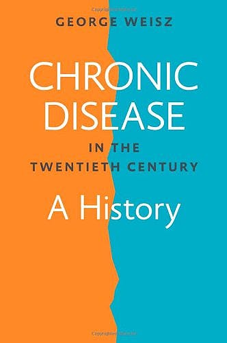 Portada del libro 9781421413020 Chronic Disease in the Twentieth Century. a History (Hardcover)