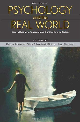 Portada del libro 9781429230438 Psychology and the Real World. Essays Illustrating Fundamental Contributions to Society
