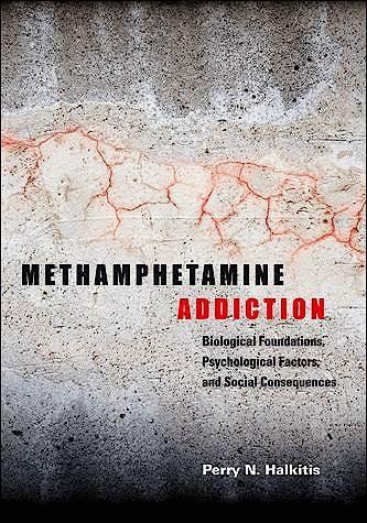 Portada del libro 9781433804236 Methamphetamine Addiction. Biological Foundations, Psychological Factors, and Social Consequences