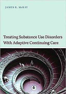 Portada del libro 9781433804595 Treating Substance Abuse Disorders with Adaptive Continuing Care
