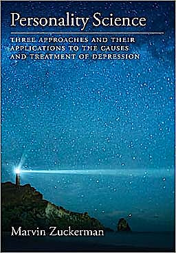 Portada del libro 9781433808937 Personality Science. Three Approaches and Their Applications to the Causes and Treatment of Depression