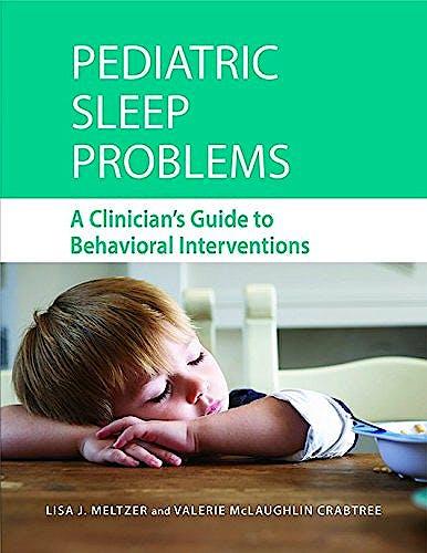 Portada del libro 9781433819834 Pediatric Sleep Problems. a Clinician's Guide to Behavioral Interventions