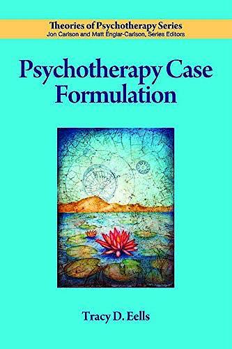 Portada del libro 9781433820106 Psychotherapy Case Formulation