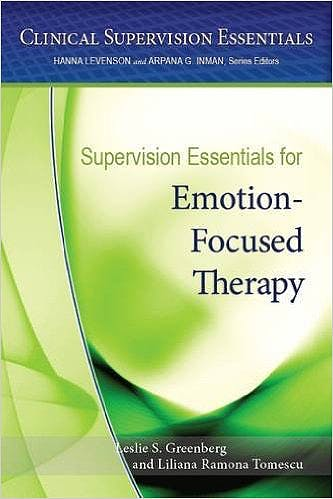 Portada del libro 9781433823589 Supervision Essentials for Emotion-Focused Therapy (Clinical Supervision Essentials)