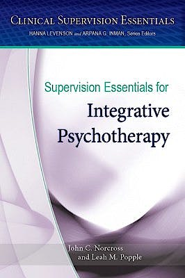 Portada del libro 9781433826283 Supervision Essentials for Integrative Psychotherapy