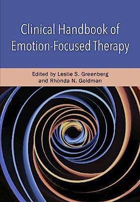 Portada del libro 9781433829772 Clinical Handbook of Emotion-Focused Therapy