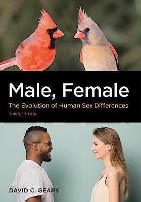 Portada del libro 9781433832642 Male, Female. The Evolution of Human Sex Differences