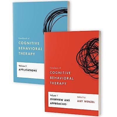 Portada del libro 9781433834813 Handbook of Cognitive Behavioral Therapy (2 Volume Set)
