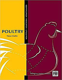 Portada del libro 9781435400382 The Kitchen pro Series. Guide to Poultry Identification, Fabrication and Utilization