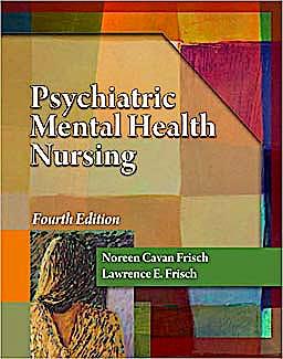 Portada del libro 9781435400771 Psychiatric Mental Health Nursing