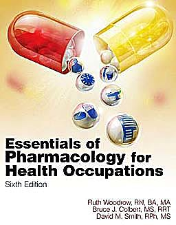 Portada del libro 9781435480339 Essentials of Pharmacology for Health Occupations + Cd-Rom