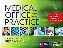 Portada del libro 9781435481435 Medical Office Practice + Cd-Rom