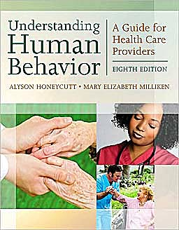 Portada del libro 9781435486607 Understanding Human Behavior: A Guide for Health Care Providers