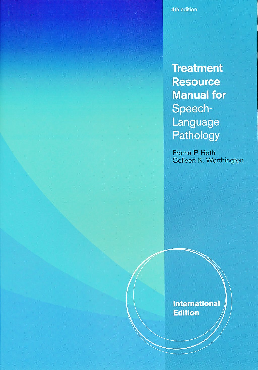 Portada del libro 9781435496644 Treatment Resource Manual for Speech Language Pathology + Cd
