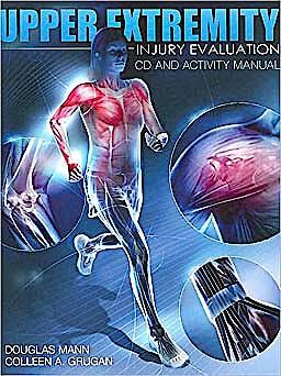 Portada del libro 9781435499256 Upper Extremity. Injury Evaluation. Cd and Activity Manual