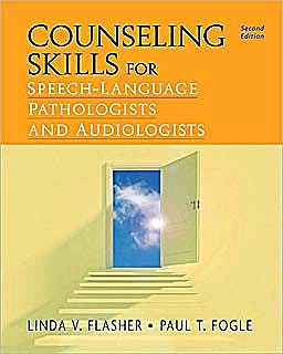 Portada del libro 9781435499362 Counseling Skills for Speech-Language Pathologists and Audiologists