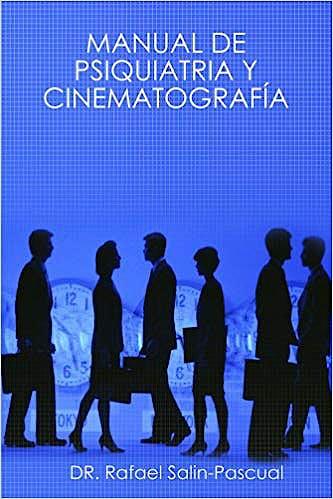 Portada del libro 9781435721180 Manual de Psiquiatría y Cinematografía