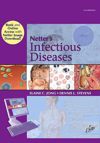 Portada del libro 9781437701258 Netter's Infectious Diseases + Online Access