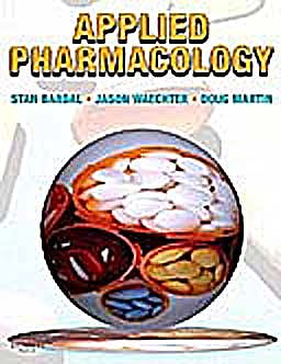 Portada del libro 9781437703108 Applied Pharmacology with Student Consult Online Access