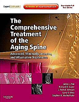 Portada del libro 9781437703733 The Comprehensive Treatment of the Aging Spine. Minimally Invasive and Advanced Techniques (Online and Print)