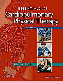 Portada del libro 9781437703818 Essentials of Cardiopulmonary Physical Therapy