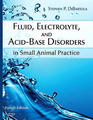 Portada del libro 9781437706543 Fluid, Electrolyte, and Acid-Base Disorders in Small Animal Practice