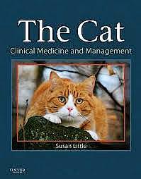 Portada del libro 9781437706604 The Cat: Clinical Medicine and Management