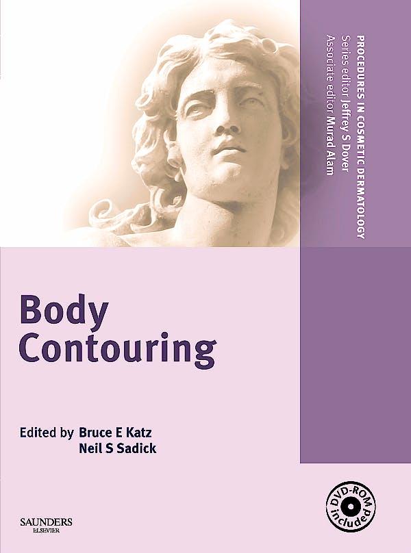 Portada del libro 9781437707397 Body Contouring + Dvd-Rom
