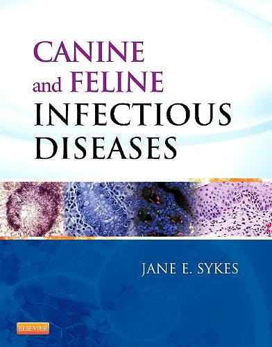 Portada del libro 9781437707953 Canine and Feline Infectious Diseases