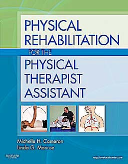 Portada del libro 9781437708066 Physical Rehabilitation for the Physical Therapist Assistant