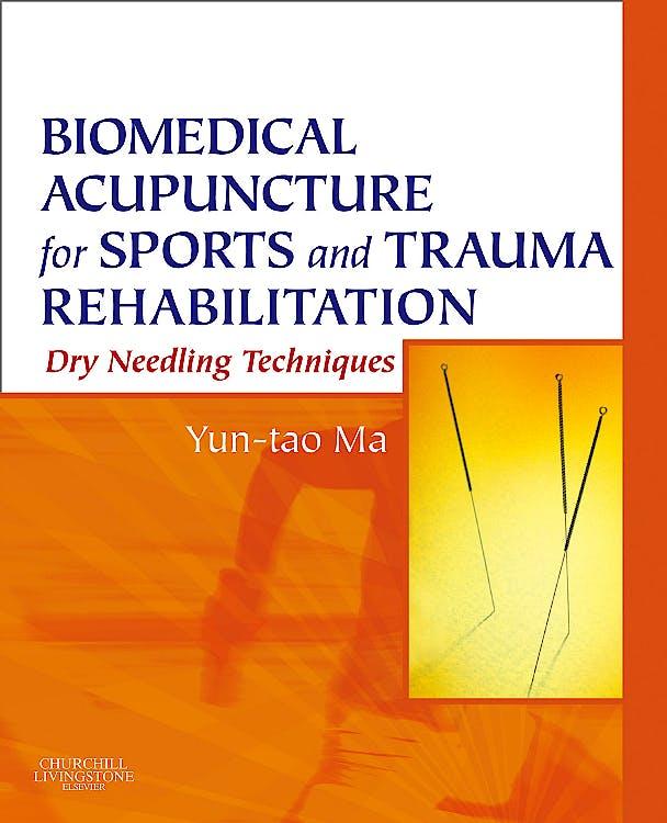 Portada del libro 9781437709278 Biomedical Acupuncture for Sports and Trauma Rehabilitation. Dry Needling Techniques